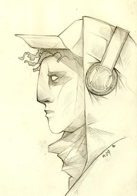 Just listening