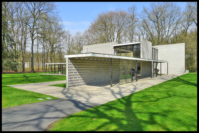 otterlo sonsbeek paviljoen reconstr 08 1954 rietveld gt (kmm otterlo 2013)