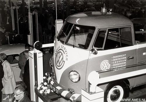 RN-28-31 Volkswagen Transporter enkelcabine 1958