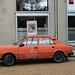 Orange Skoda by Mad_T
