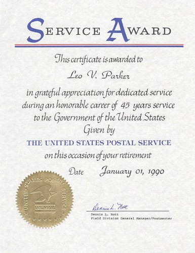 Long service award cake ideas and designs for Long service award certificate template