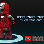 LEGO Iron Man 3 - Mark XXXIII