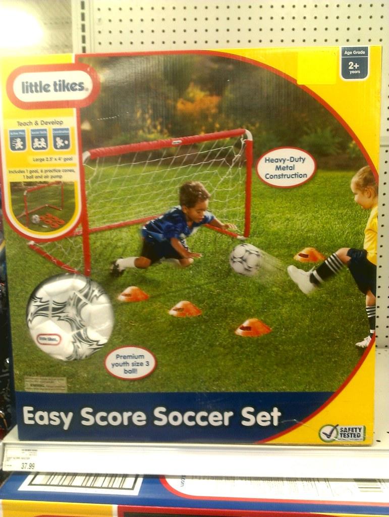 Easy Score Soccer Goal