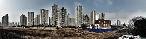 Shanghai outskirts