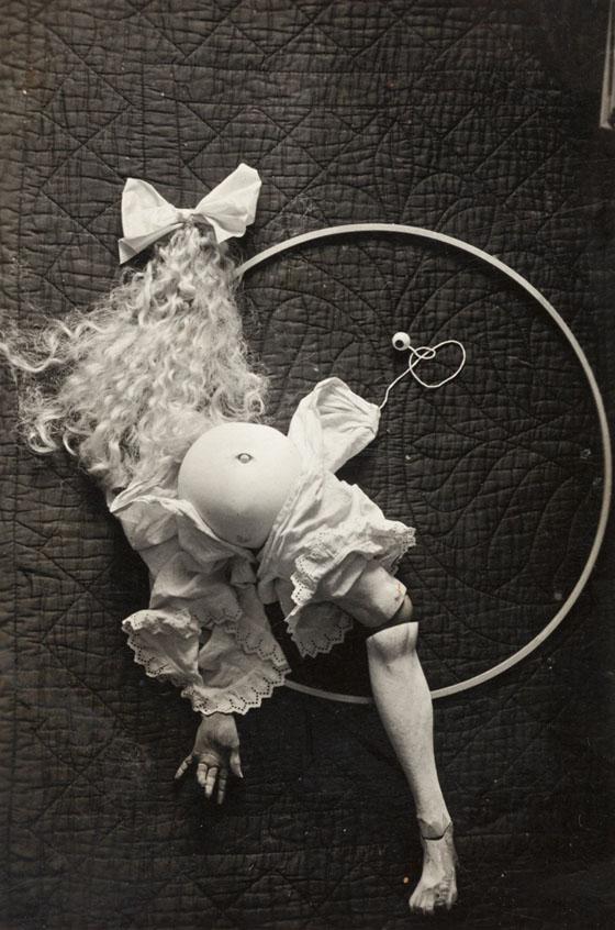 הנס בלמר, הבובה, 1935