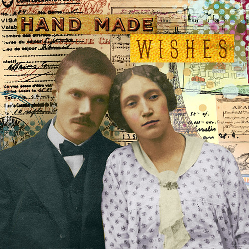 Handmade Wishes by Lynne Larkin