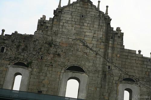 Ruins of St. Paul's