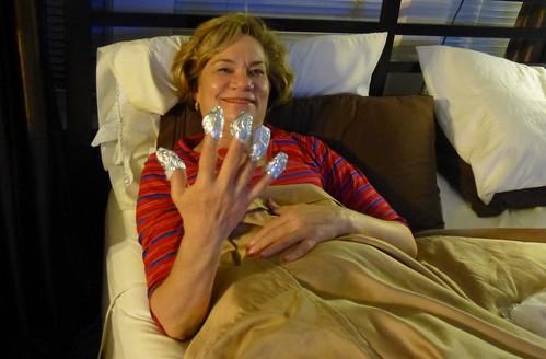 Fingernail treatment by joespake
