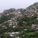Vista de San Pedro Ocotepec, Región Mixes, Oaxaca, Mexico