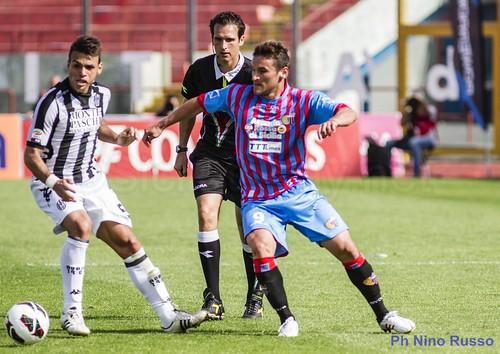 """Tre perle da """"record"""", il miglior Catania di sempre non fa sconti e batte il Siena$"""