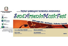 sant'arsenio music fest