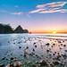 Sanshiro Island Sunset [Explore] by -TommyTsutsui- [nextBlessing]