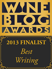 2013 Wine Blog Awards: Best Writing