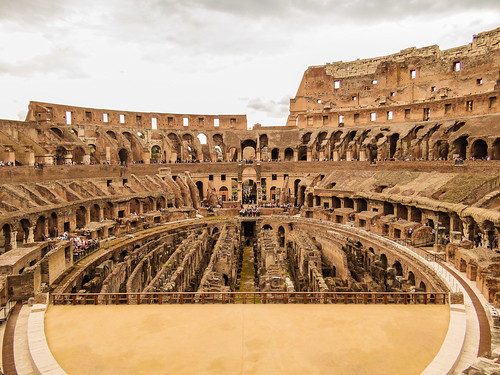 Colisseum, Rome
