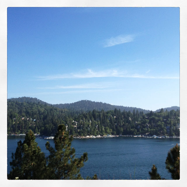 lake arrowhead lake
