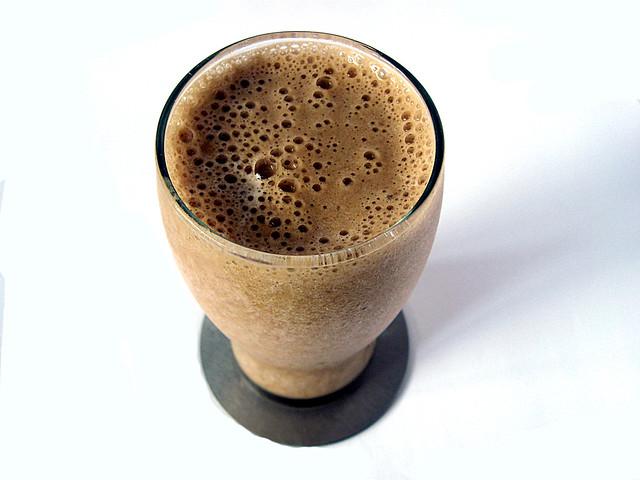 Spumone al Caffè col Bimby