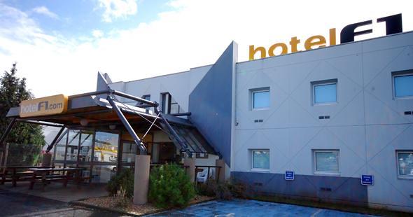 Hôtel F1 Poitiers-Nord Futuroscope