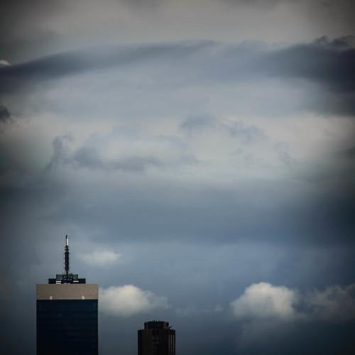 Brussels' skies