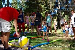 Mansion Munchkins Water Olympics