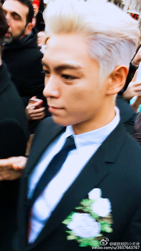 TOP - Dior Homme Fashion Show - 23jan2016 - 3937643767 - 09