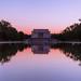 Lincoln Memorial Dusk