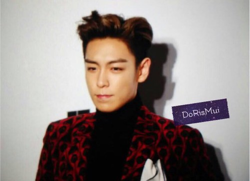 TOP - amfAR Charity Event - Red Carpet - 14mar2015 - muilam1128 - 04