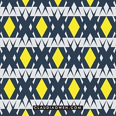 I can see this pattern on men's clothing like shirts and shorts. Just a few colour changes and it's ready to go! #surfacedesign #fashion #pattern