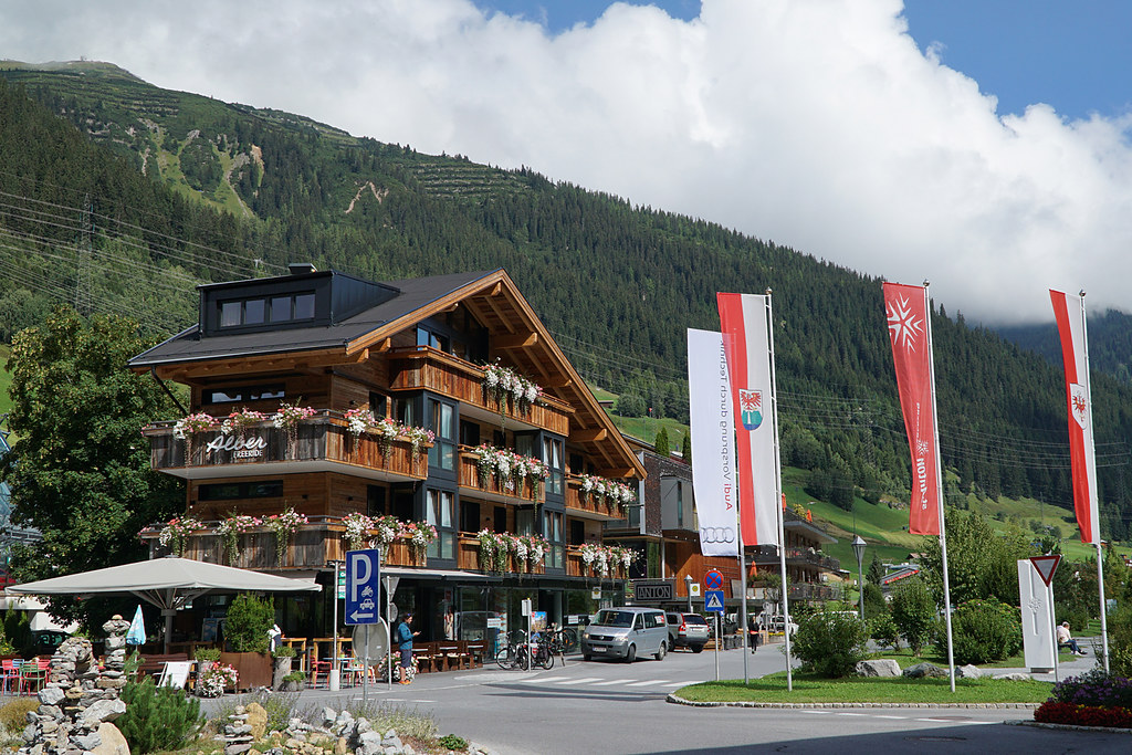 Hotel Rosa Canina St Anton Austria