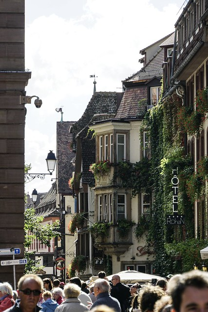 Strasbourg, France, Sony ILCE-6000, Sony E 18-200mm F3.5-6.3 OSS LE