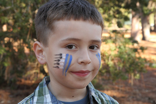 Native American Face Paint Pictures http://www.flickr.com/photos/aloha75/8602322725/