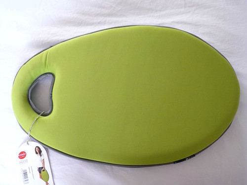 lime green kneeler