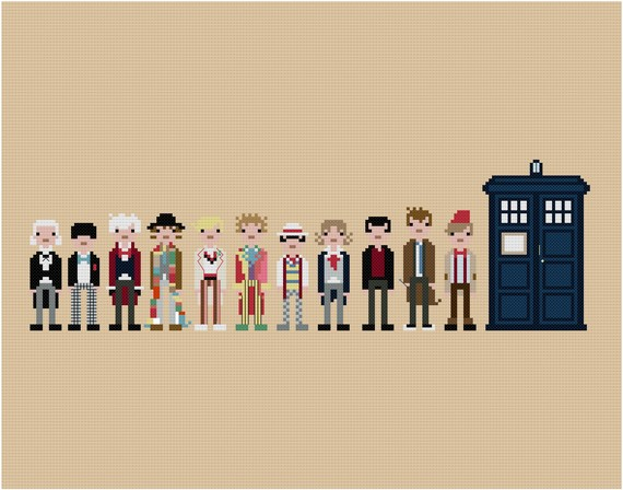 Doctor Cross Stitch