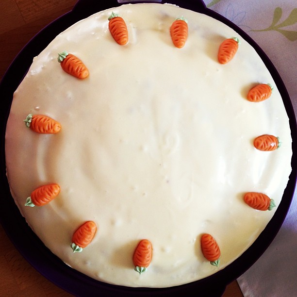 Carrot Cake from Flickr via Wylio