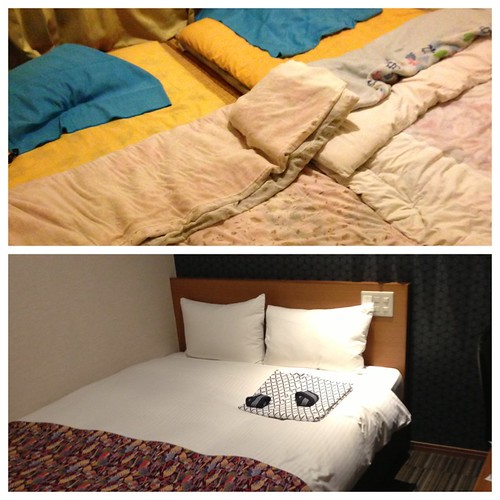 Hostel Bed Vs. Business Hotel Bed