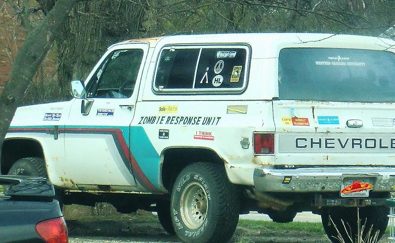Zombie Response Unit