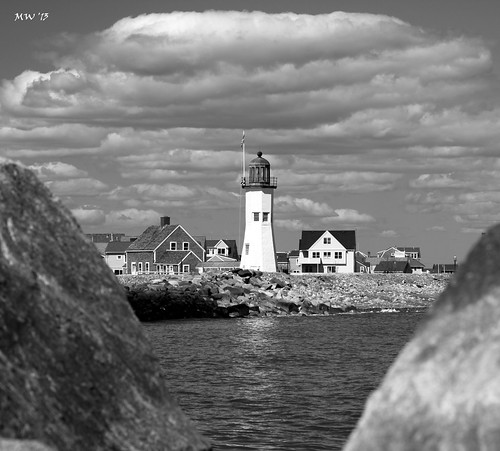 Old Scituate Lighthouse by Whale24