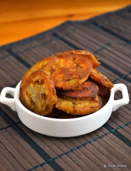 Plantain Fry (Kela Fry)