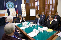 Standing Firm Against Expansion by Texas Governor Rick Perry