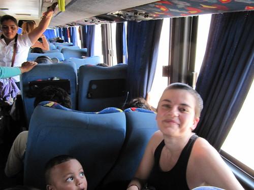 El asiento roto / Viaje a Nicaragua #soynica