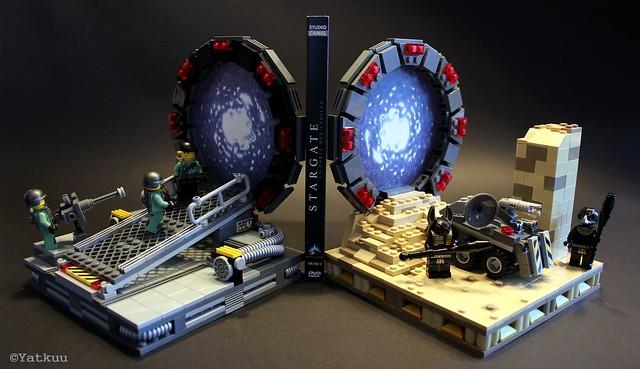 Stargate bookends