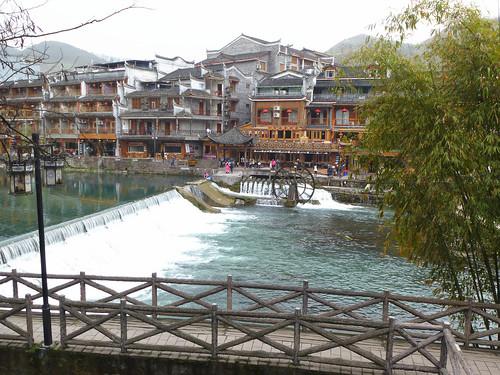 Hunan13-Fenghuang-Ville-Rive Sud (19)