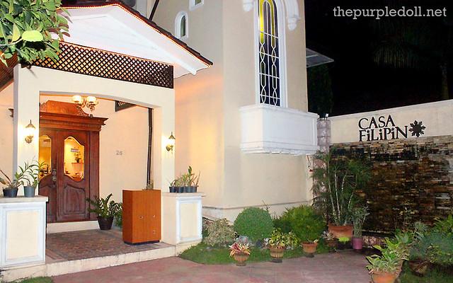 Primero Casa Filipino Facade