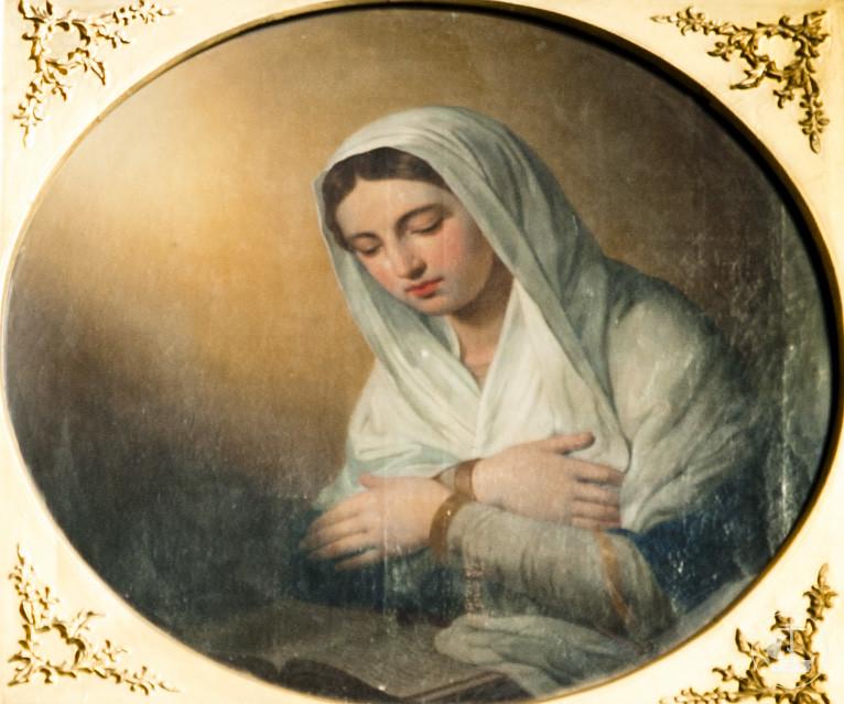 7 апреля 2013, Литургия в праздник Благовещения и неделю Крестопоклонную