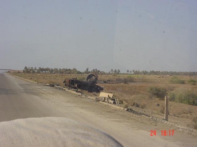 Road to Baghdad 11