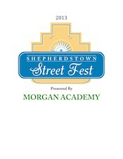 Shepherdstown Street Fest June 29th