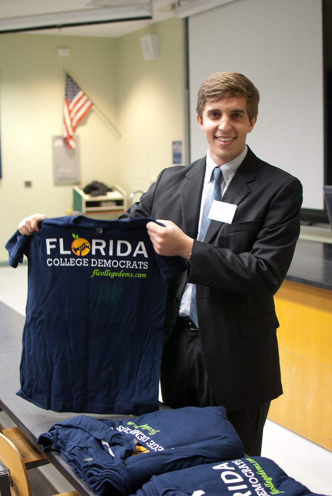 Florida College Democrats Convention 2013