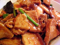 sweet and sour pork, kung pao chicken, sweet and sour, general tso's chicken, food, dish, cuisine,