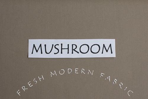 Mushroom Kona Solid