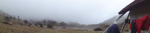 南湖山莊前全景照