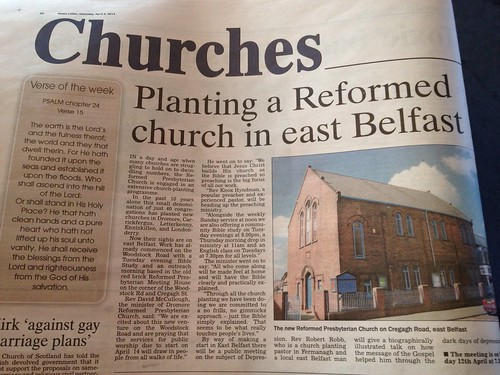 East Belfast - Newsletter
